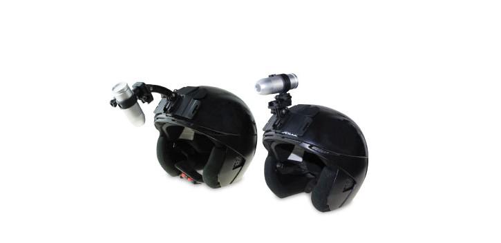 Helmet Front Kit