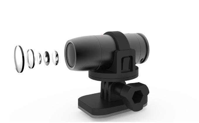 1280p bullet camera